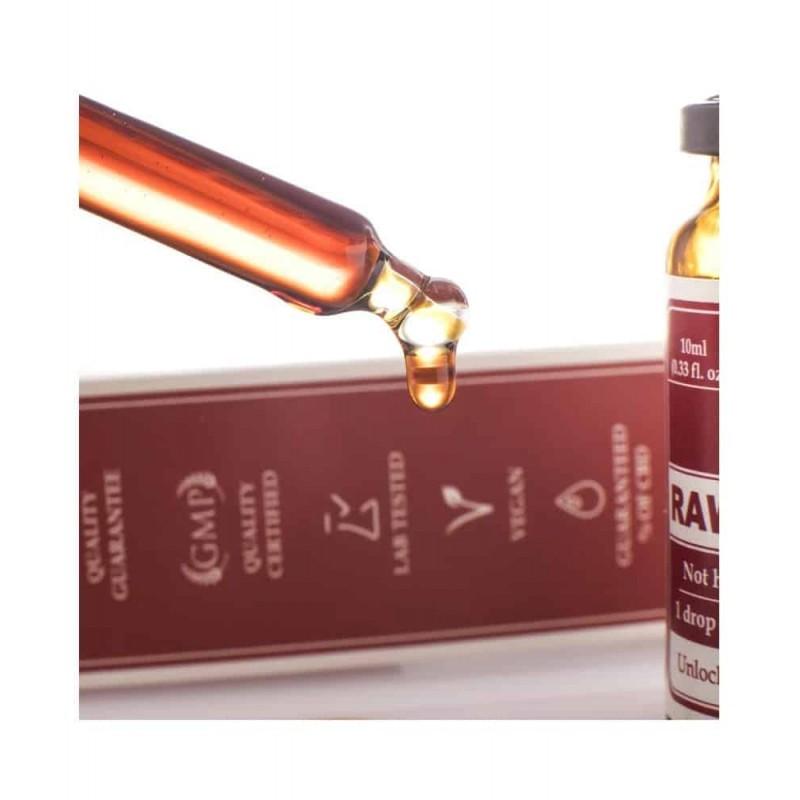 Olejek RAW 15% 1500mg CBD+CBDa 10ml Endoca Endoca