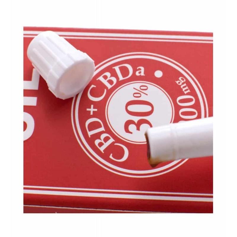 Pasta konopna Golden RAW 30% 3000mg CBD+CBDa 10g Endoca Endoca