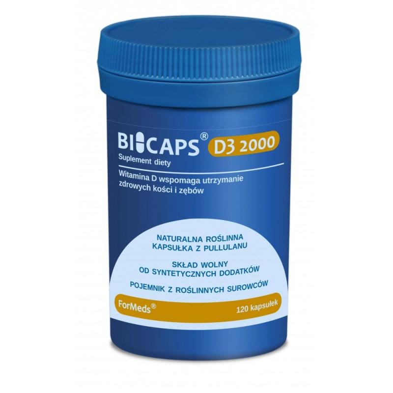 BICAPS D3 2000 Formeds