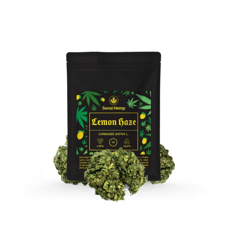 Lemon Haze - Susz CBD 15% Sensi Hemp