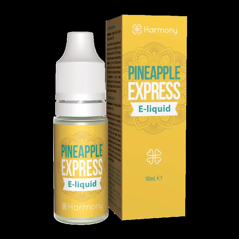 E-LIQUID Harmony Pineapple Express 30mg CBD 10ml Sensi Hemp