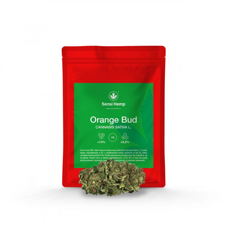 Orange Bud - Susz CBD 14% Sensi Hemp