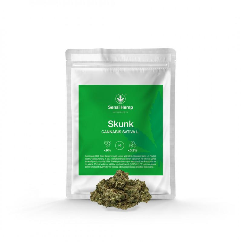 Skunk - Susz CBD 9% Sensi Hemp