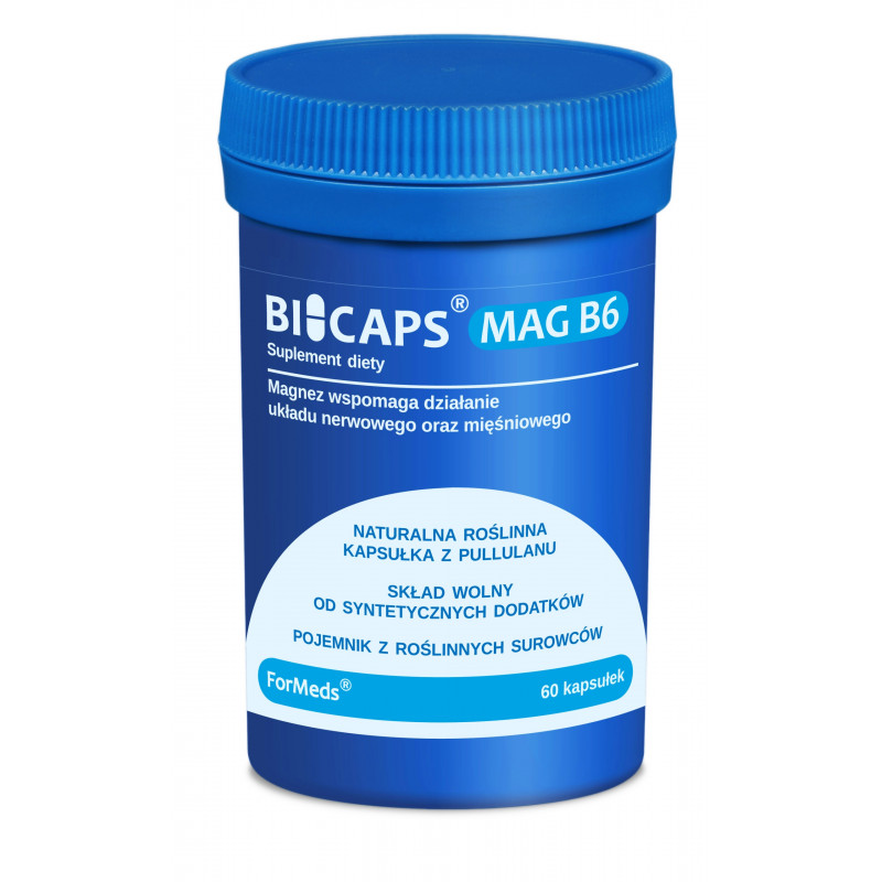 BICAPS Magnez B6