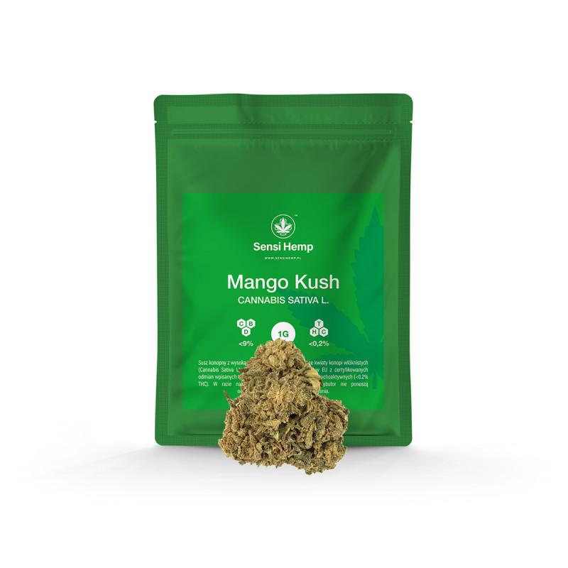 Mango Kush - Susz CBD 9% Sensi Hemp